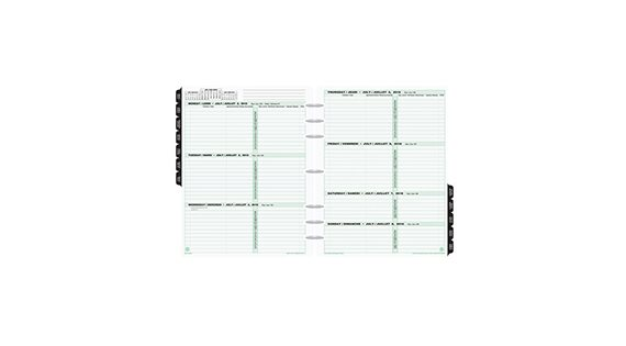 Planner and Diary  Refills