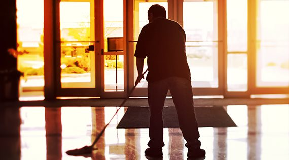 Maintenance and Janitorial Requisition
