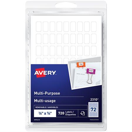 Self-Adhesive Multi-Purpose Labels