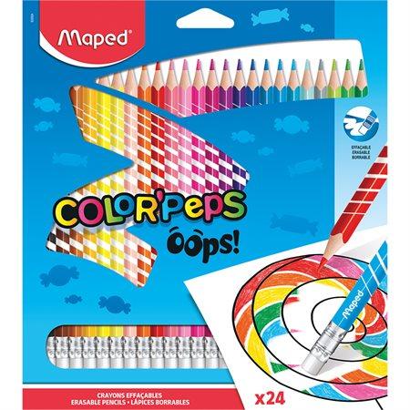 Erasable Coloring Pencils