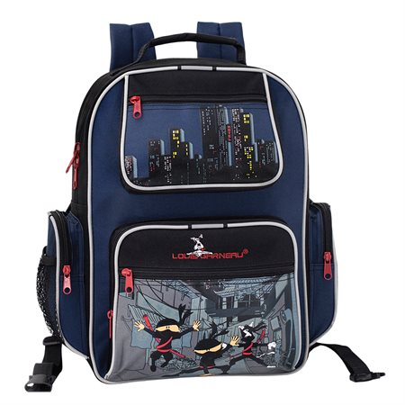 4 Pocket Ninja Backpack