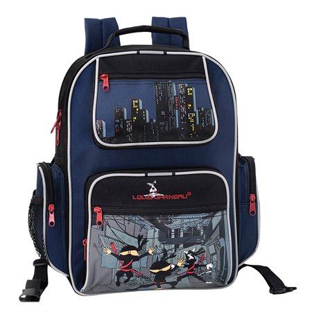 4 Pocket Ninja Backpack