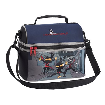 Ninja Dome Lunch Box