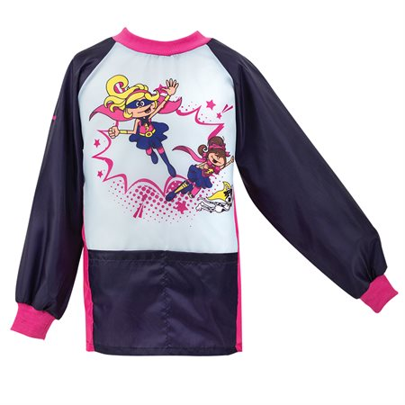 Superhero Arts And Crafts Smock