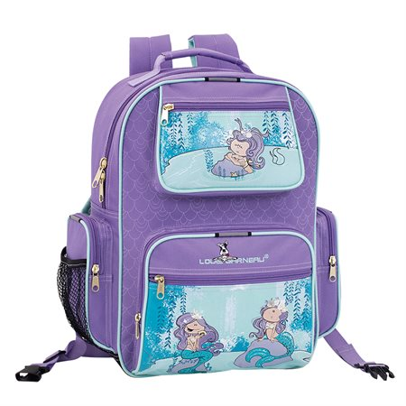 4 Pocket Mermaid Backpack