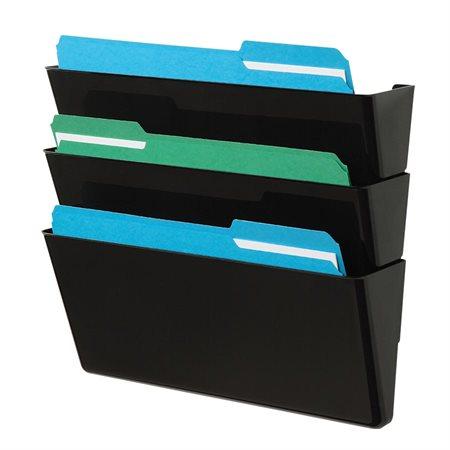 Classeurs muraux EZ Link® DocuPocket® Ensemble de 3 classeurs légal
