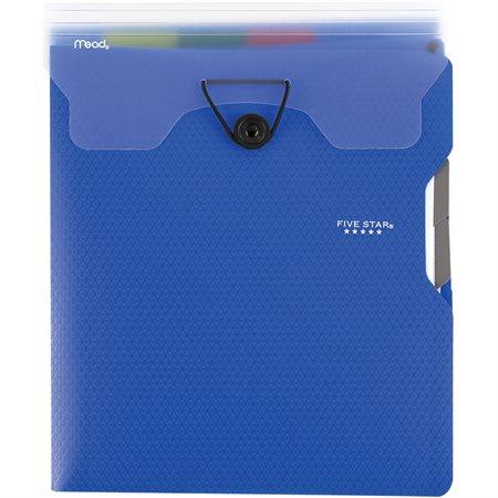 Five Star® 7 Pocket Expanding File + Folder