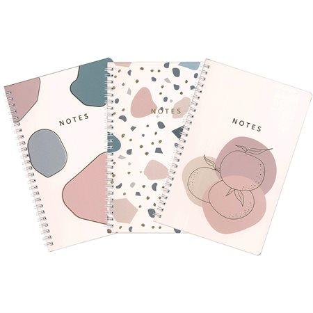 Emma Verde Coil Bound Poly journals