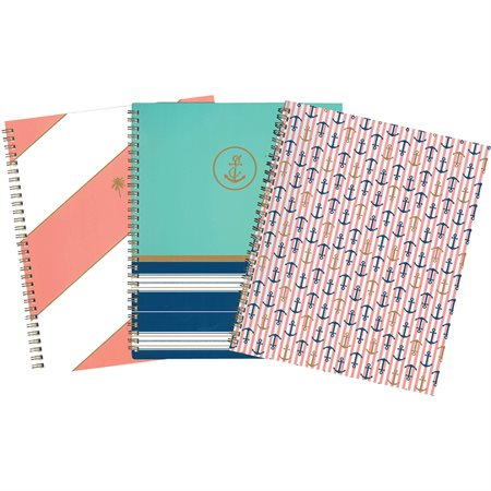 Hilroy Sail Away Notebooks