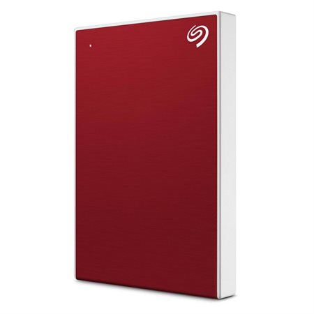Disque dur externe portatif Backup Plus 5 To rouge