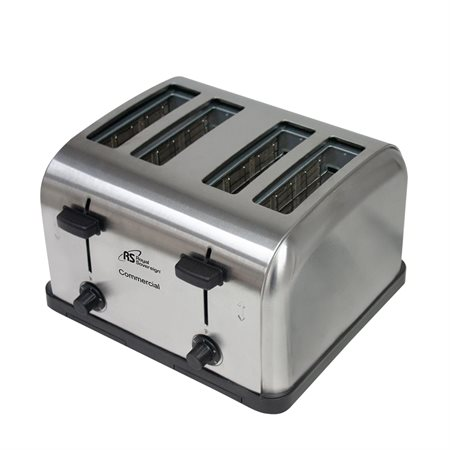 Medium Duty 4-Slice Commercial Toaster