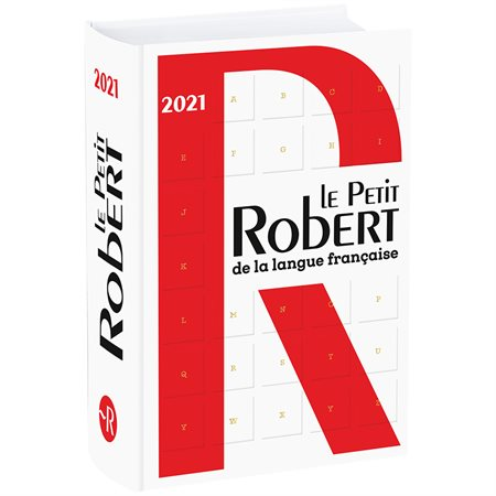 Le petit Robert Dictionary 2020 / 2021