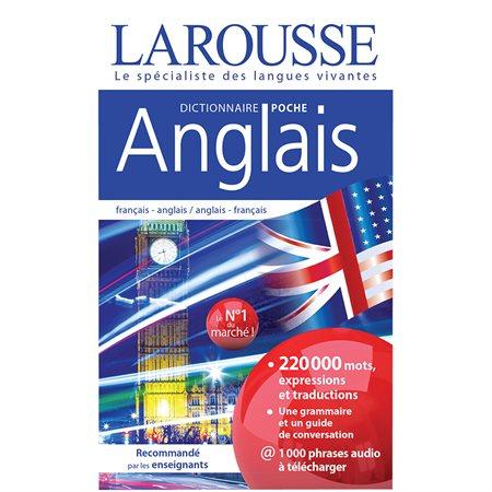 Dictionnaire Larousse de poche bilingue français / anglais