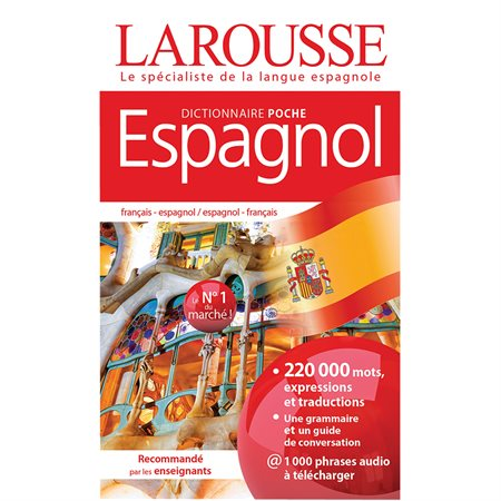Bilingual Larousse Pocket Dictionary French / Spanish