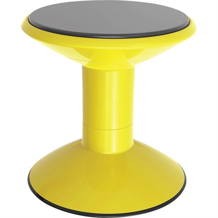 Wiggle Stool yellow