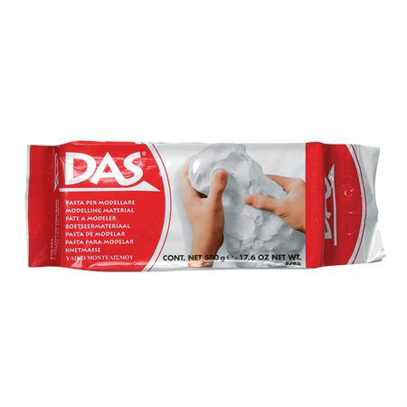 Pâte à modeler DAS® terra-cotta 1,1lb (0,5 kg)