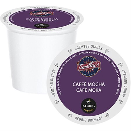 CAFE TIMOTHY MOCHA T.MED. @24