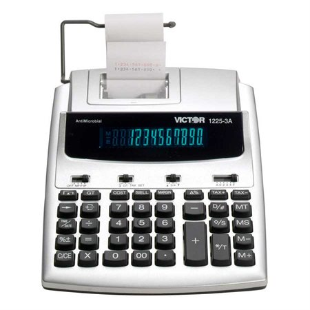 Calculatrice à imprimante 1225-3A