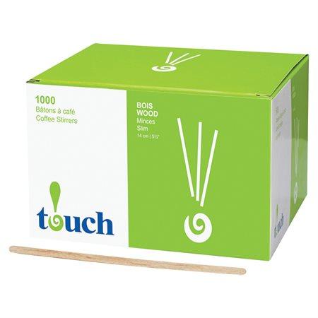 Bâtonnets à café Touch