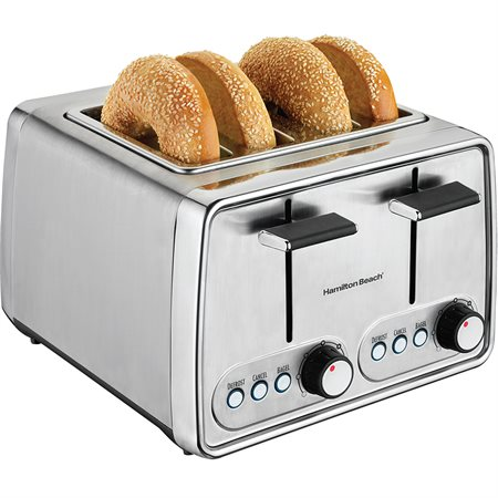 Extra-Wide Toaster