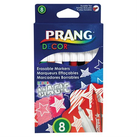 Decor Magic Erasable Markers