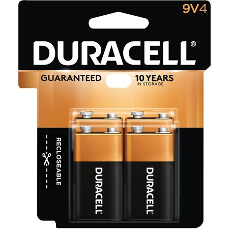 Coppertop Alkaline Batteries