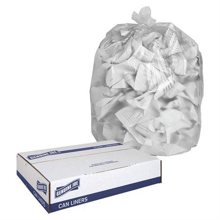 Genuine Joe High Density Garbage Bags