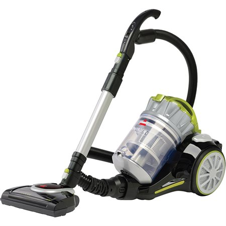 PowerClean® Multi-Cyclonic With Motorized Power Foot Canister Vacuum