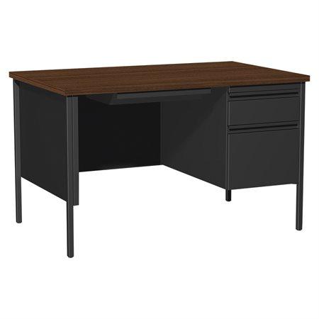 Fortress Single Pedestal Desk