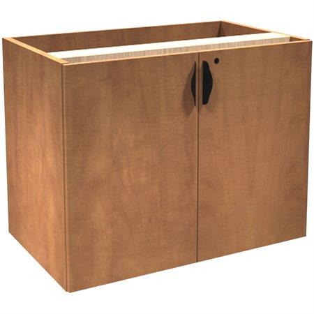 Cabinet de rangement à 2 portes