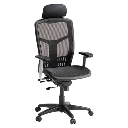 Operator Chair with Headrest