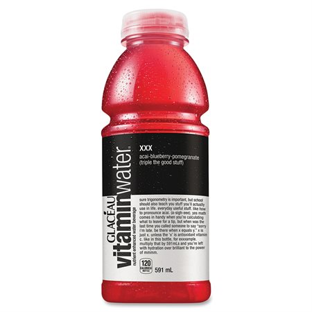 Boisson Glaceau VitaminWater