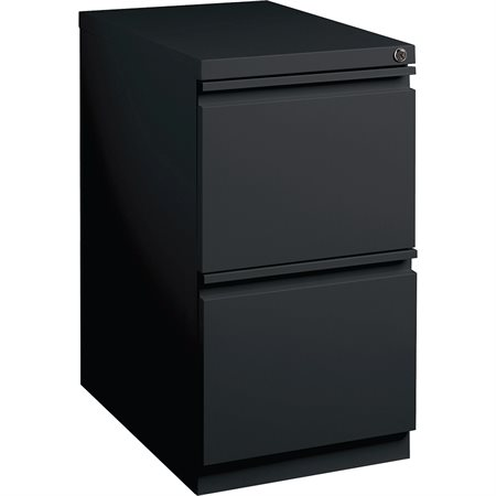 Mobile Pedestal File 15 x 20 x 27-3 / 4 in. H. black