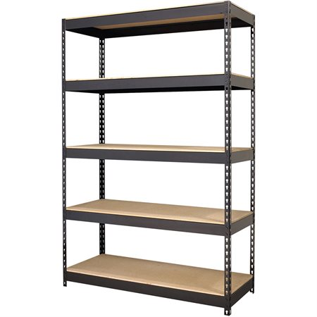 Riveted Steel Shelving