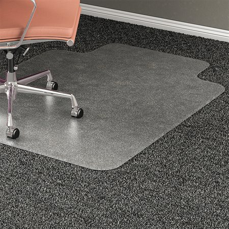 CHAIRMAT 46X60 WD / LIP 25X12