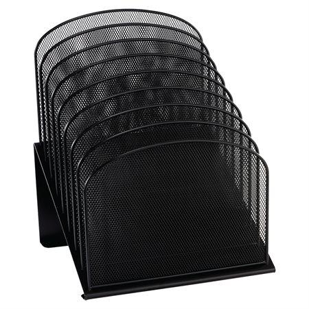 Trieur de bureau incliné Onyx® 8 sections