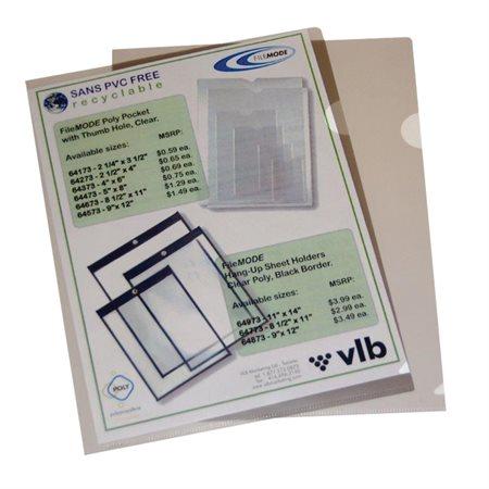 Protective File Pockets