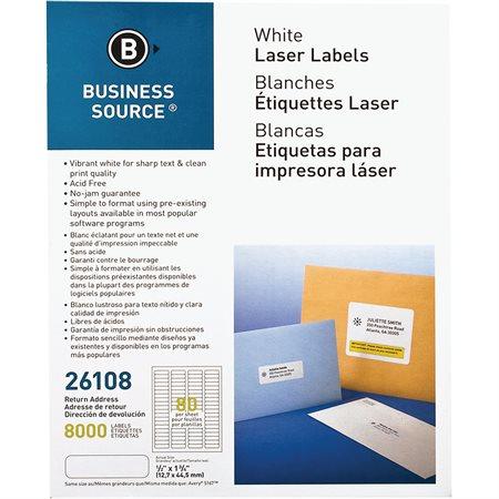 Premium Mailing Labels