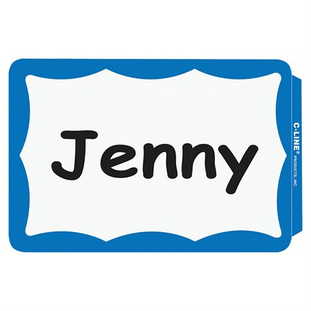 Name badge Self Adhesive