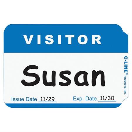 Name badge Self Adhesive