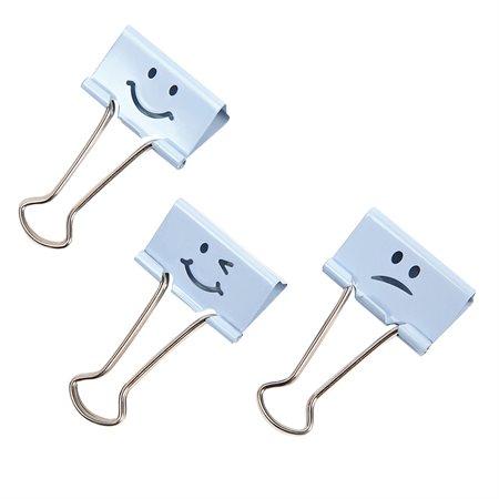 Emoji Binder Clips