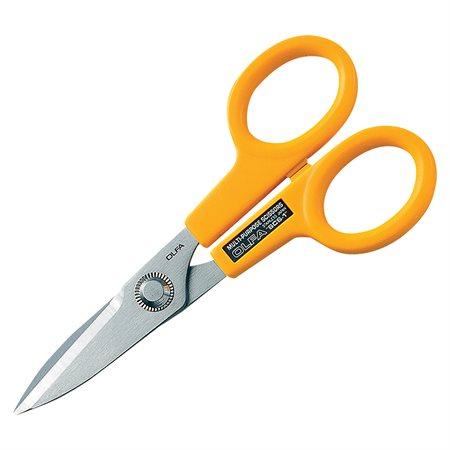 Serrated Edge Scissors