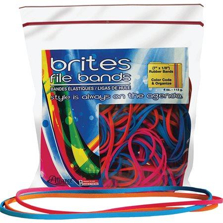Brite Elastic Rubber Bands