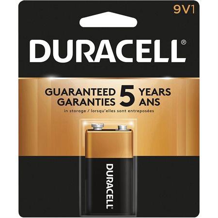 Coppertop Alkaline Batteries