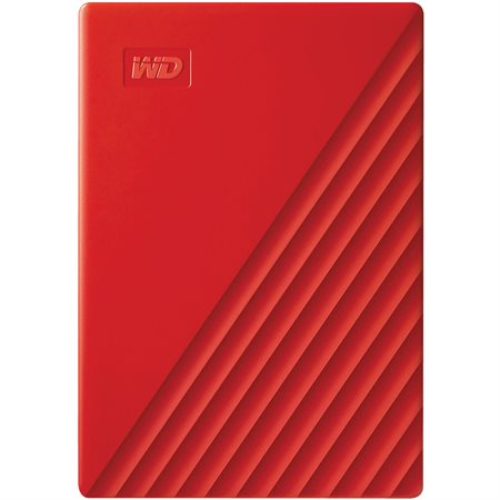 Disque dur externe portable My Passport™ de 4 To