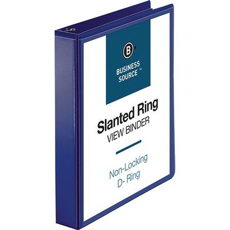 Slant Ring View Binder