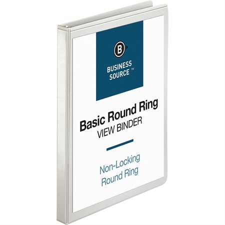 Presentation Round Ring View Binder
