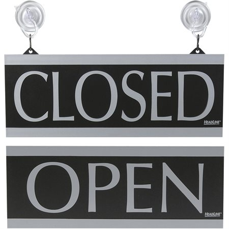 Century Series® Open  / Closed Sign