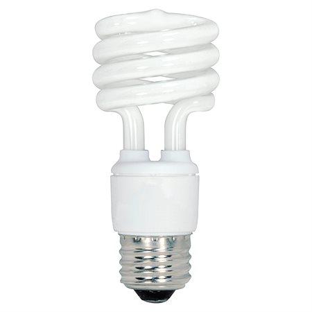 Ampoule 2 spirales CFL