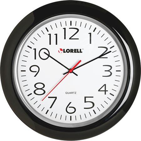 Round Quartz Wall Clock